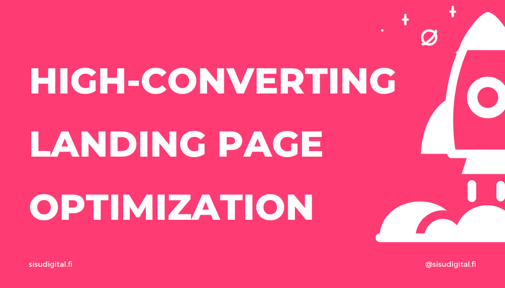 Build A High-Converting Landing Page In 10 Easy Steps